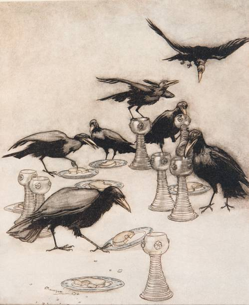 The Seven Ravens:ニュース(壁紙.com)