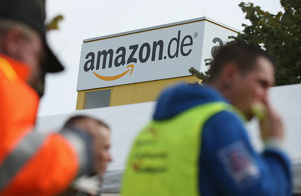 Leipzig - Saxony「Amazon Workers Widen Strike To Fifth Warehouse」:写真・画像(13)[壁紙.com]