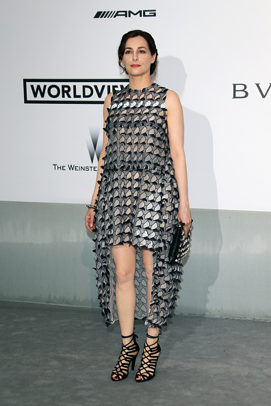 Amira Casar「amfAR's 21st Cinema Against AIDS Gala, Presented By WORLDVIEW, BOLD FILMS, And BVLGARI - Red Carpet Arrivals」:写真・画像(10)[壁紙.com]