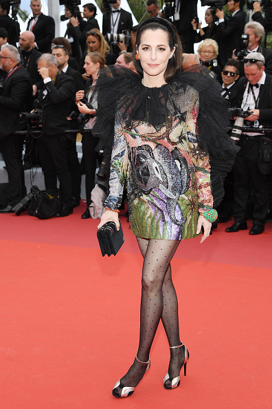 "Amira Casar「""The Dead Don't Die"" & Opening Ceremony Red Carpet - The 72nd Annual Cannes Film Festival」:写真・画像(14)[壁紙.com]"