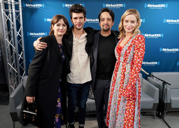 SIRIUS XM Radio「SiriusXM's Town Hall With The Cast Of 'Mary Poppins Returns'」:写真・画像(11)[壁紙.com]