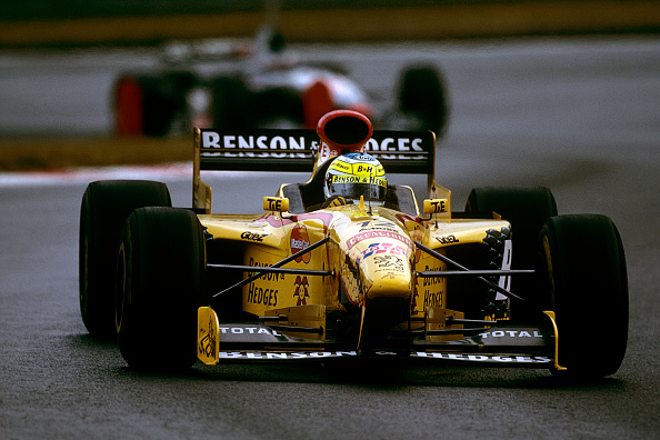 F1グランプリ「Giancarlo Fisichella, Grand Prix Of Belgium」:写真・画像(18)[壁紙.com]