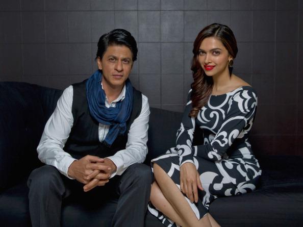 Design Element「Shah Rukh Khan And Deepika Padukone - Portrait Session」:写真・画像(11)[壁紙.com]