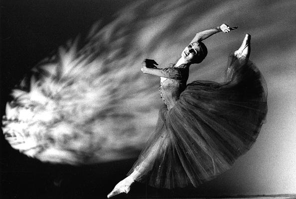 Russian Ballet「Natalia Bessmertnova」:写真・画像(6)[壁紙.com]