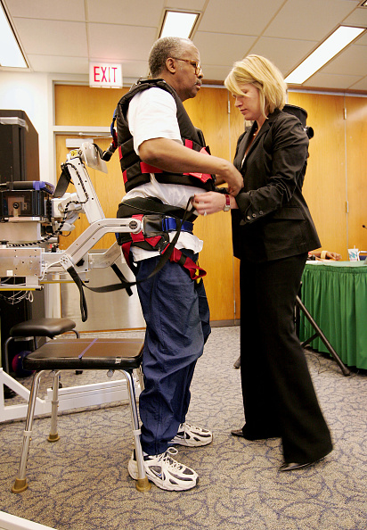 Balance「Robotic Therapeutic Devices Introduced At Conference」:写真・画像(11)[壁紙.com]