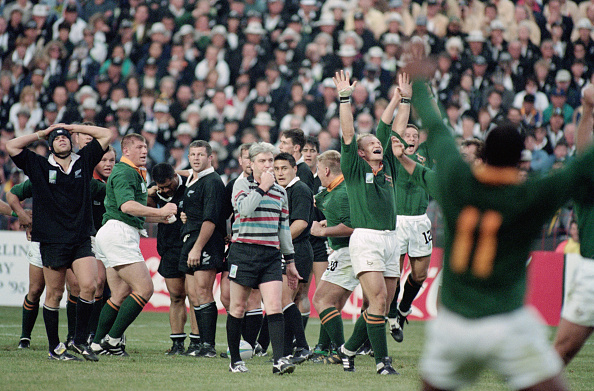 South Africa「1995 Rugby World Cup Final South Africa v New Zealand」:写真・画像(14)[壁紙.com]