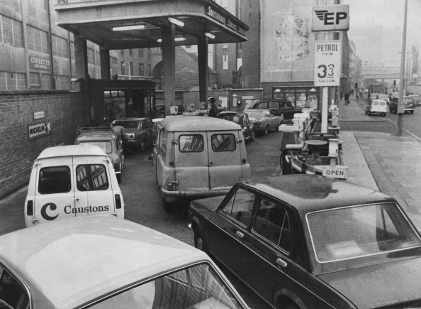1970-1979「Petrol Shortage」:写真・画像(12)[壁紙.com]