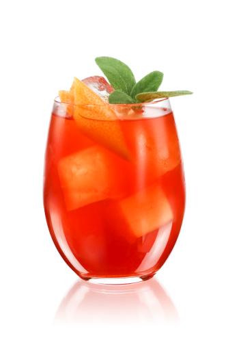 Cocktail「レッドのカクテル」:スマホ壁紙(3)