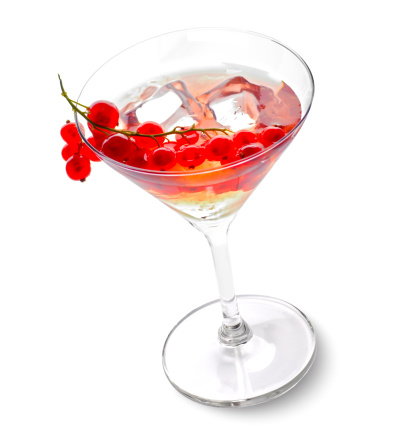 Fruit Garnish「Red Cocktail」:スマホ壁紙(0)