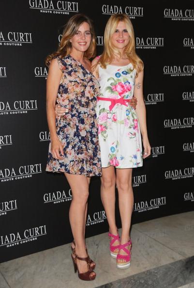 Pink Shoe「Giada Curti - Front Row - Altamoda Altaroma」:写真・画像(13)[壁紙.com]