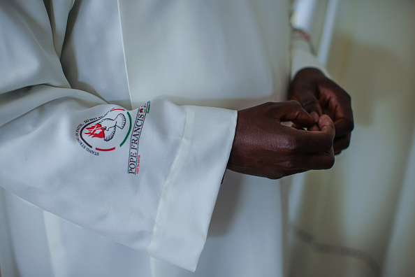 Nichole Sobecki「Final Preparations Are Made For The Arrival Of Pope Francis To Kenya」:写真・画像(14)[壁紙.com]