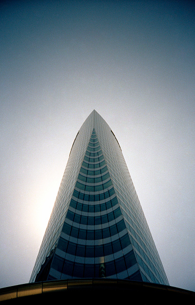Low Angle View「Detail of a building, Paris La Defense, France」:写真・画像(18)[壁紙.com]