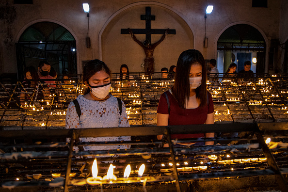 Church「Concern In The Philippines As Wuhan Coronavirus Spreads」:写真・画像(16)[壁紙.com]