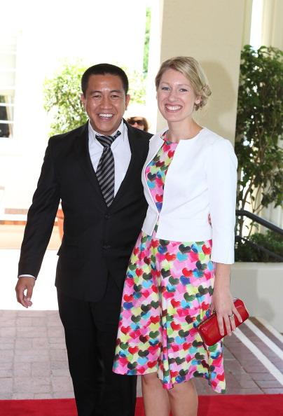 Comedian「Queen Elizabeth II And Duke of Edinburgh Visit Australia - Day 5」:写真・画像(12)[壁紙.com]