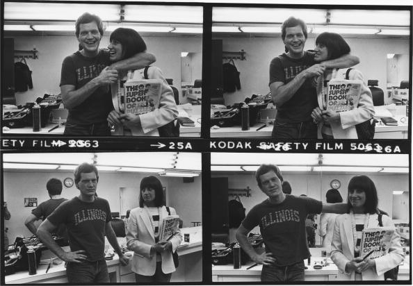 George Rose「David Letterman and Merrill Markoe」:写真・画像(13)[壁紙.com]