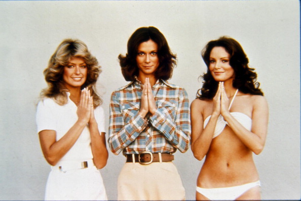 Farrah Fawcett「Cast Of 'charlie's Angels'」:写真・画像(19)[壁紙.com]