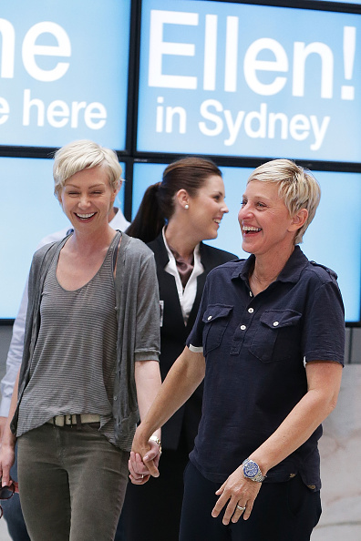 Cultures「Ellen DeGeneres Arrives In Sydney」:写真・画像(5)[壁紙.com]