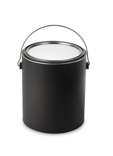 Black plastic paint bucket. Add your own message or brand:スマホ壁紙(壁紙.com)