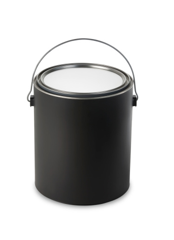 Bucket「Black plastic paint bucket. Add your own message or brand」:スマホ壁紙(15)