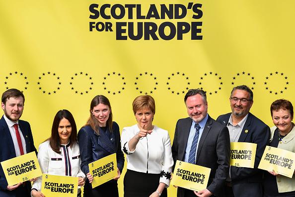 J R Smith「SNP Announces EU Election Manifesto」:写真・画像(1)[壁紙.com]