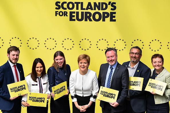 J R Smith「SNP Announces EU Election Manifesto」:写真・画像(0)[壁紙.com]