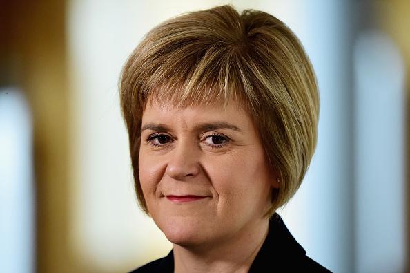Jeff J Mitchell「Nicola Sturgeon Bids To Become SNP Leader And First Minister」:写真・画像(10)[壁紙.com]