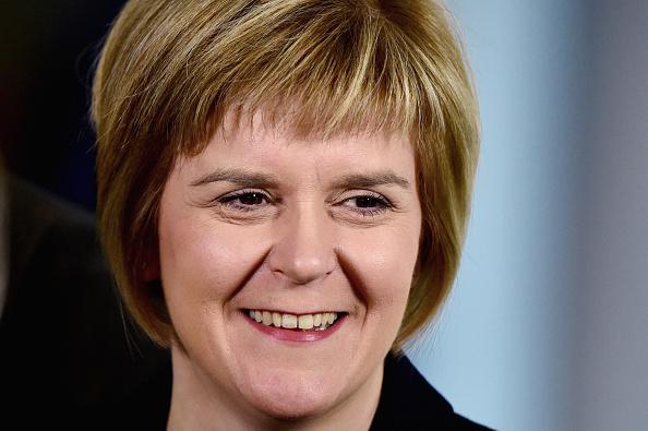 Jeff J Mitchell「Nicola Sturgeon Bids To Become SNP Leader And First Minister」:写真・画像(11)[壁紙.com]