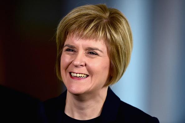 Jeff J Mitchell「Nicola Sturgeon Bids To Become SNP Leader And First Minister」:写真・画像(9)[壁紙.com]