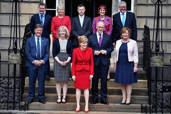 Tourism「Nicola Sturgeon Holds Cabinet Re-shuffle」:写真・画像(12)[壁紙.com]