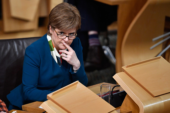 Opportunity「The Scottish Parliament Debates Brexit After Theresa May's Speech」:写真・画像(10)[壁紙.com]