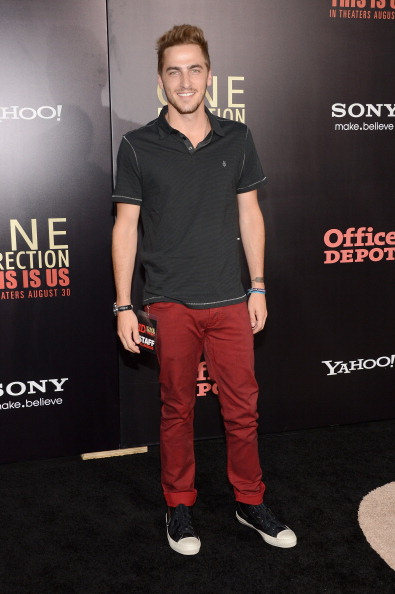 "Polo Shirt「""One Direction: This Is Us"" New York Premiere - Red Carpet」:写真・画像(0)[壁紙.com]"