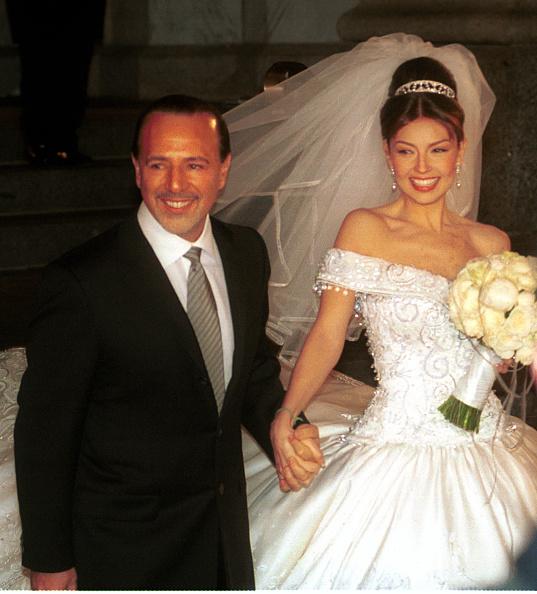 Wedding Ceremony「Tommy Mattola Weds Thalia」:写真・画像(10)[壁紙.com]