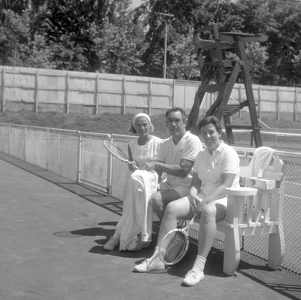 Bench「Beside The Tennis Court」:写真・画像(12)[壁紙.com]