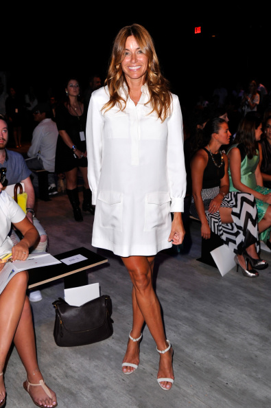 Stephen Lovekin「Luis Antonio - Front Row - Mercedes-Benz Fashion Week Spring 2015」:写真・画像(12)[壁紙.com]