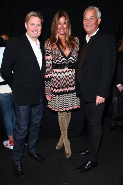 Badgley Mischka - Backstage- February 2017 - New York Fashion Week: The Shows:ニュース(壁紙.com)