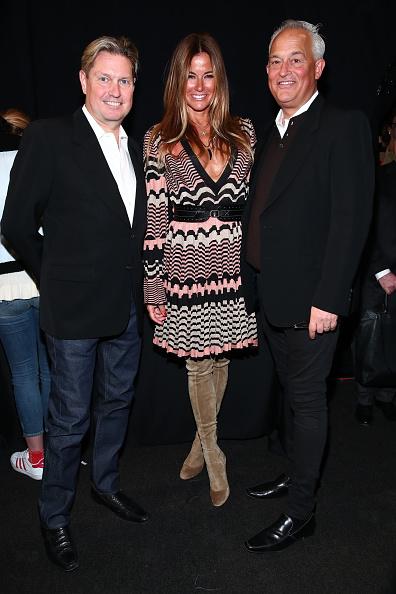 Kelly public「Badgley Mischka - Backstage- February 2017 - New York Fashion Week: The Shows」:写真・画像(14)[壁紙.com]