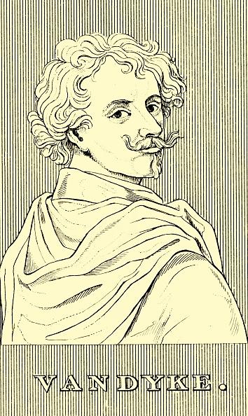 Sir Anthony Van Dyck「Van Dyke」:写真・画像(1)[壁紙.com]