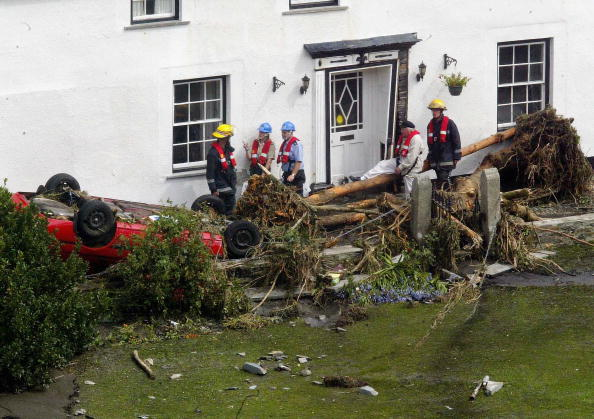 Insurance「North Cornwall Hit By Freak Floods」:写真・画像(16)[壁紙.com]