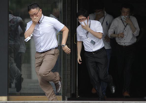 練習「South Korea Holds Anti-Terror Drill」:写真・画像(13)[壁紙.com]