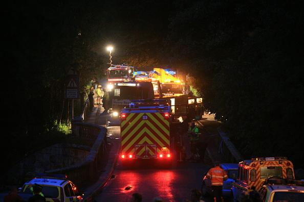 Christopher Furlong「Coach Crash Kills One, Injures 44 In Staffordshire」:写真・画像(2)[壁紙.com]