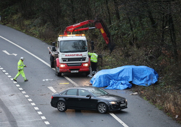 Traffic Accident「Multiple Fatalities In M6 Motorway Crash」:写真・画像(11)[壁紙.com]