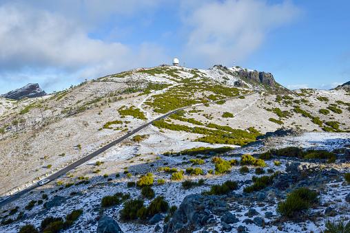 Pico Do Arieiro「Portugal, Madeira, Pico do Arieiro, Madeira Natural Park」:スマホ壁紙(14)