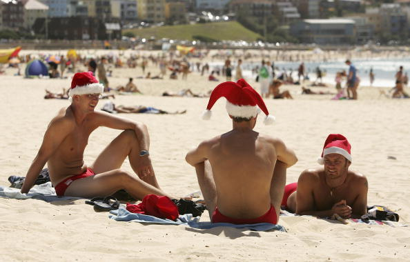 Humor「Christmas In Australia」:写真・画像(6)[壁紙.com]