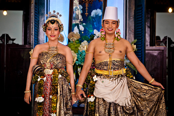 Wedding Ceremony「Royal Wedding Held For Sultan Hamengkubuwono X's Daughter Gusti Kanjeng Ratu Hayu And KPH Notonegoro」:写真・画像(18)[壁紙.com]