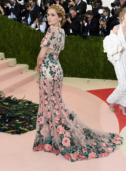 """Incidental People「""""Manus x Machina: Fashion In An Age Of Technology"""" Costume Institute Gala - Arrivals」:写真・画像(13)[壁紙.com]"""