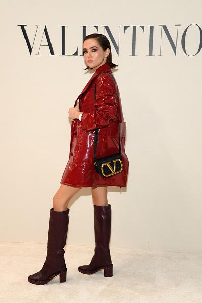 Womenswear「Valentino : Front Row - Paris Fashion Week Womenswear Fall/Winter 2020/2021」:写真・画像(12)[壁紙.com]