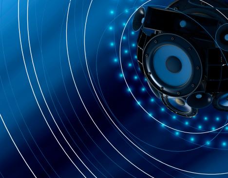 Multi-Layered Effect「Speakers (Digital)」:スマホ壁紙(8)