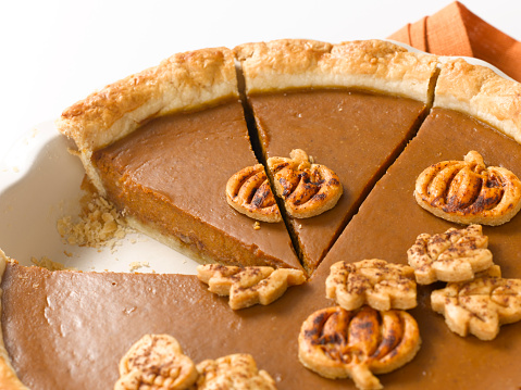Pecan「Pecan Pumpkin Butter Pie」:スマホ壁紙(2)