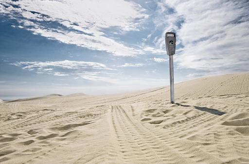 Parking Meter「Parking Meter on Beach」:スマホ壁紙(13)