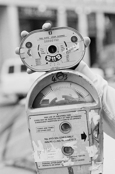 John Minihan「Parking Meter」:写真・画像(11)[壁紙.com]